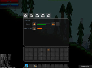 A first pass at adding more advanced crafting into the game